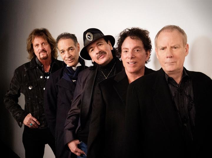The Santana IV lineup