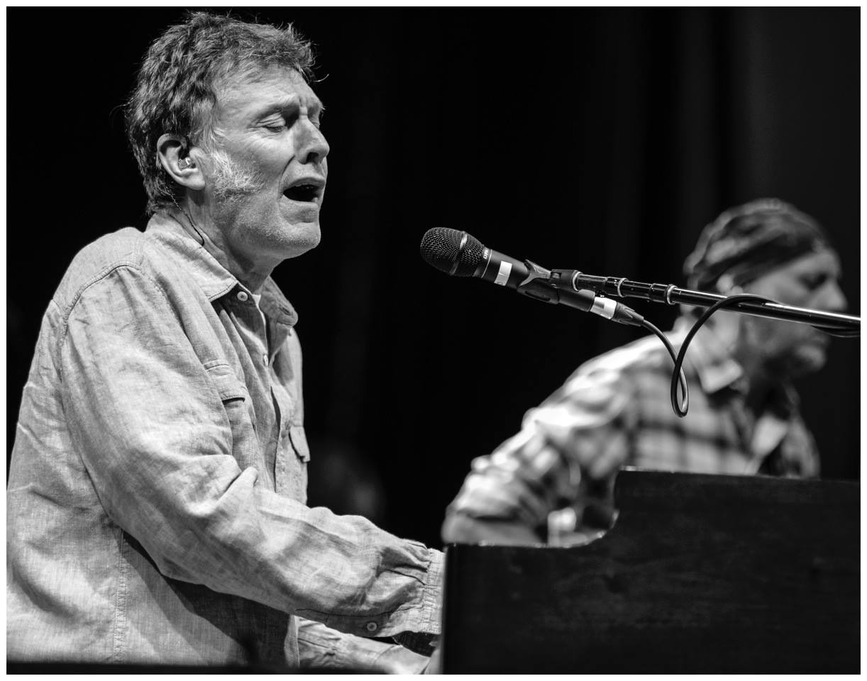 Steve Winwood in 2014 (via his Facebook page)