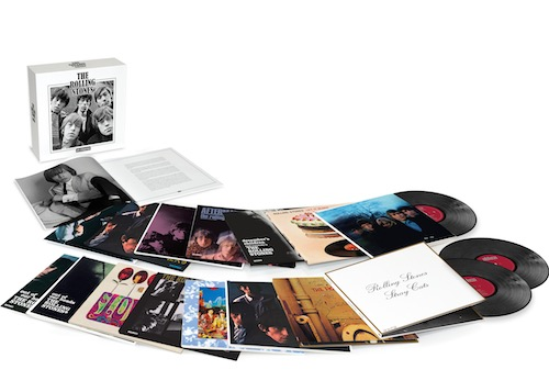 The Rolling Stones in Mono boxed set, from ABKCO Records