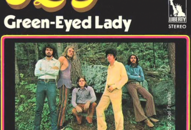 Sugarloaf Sings About a 'Green-Eyed Lady'
