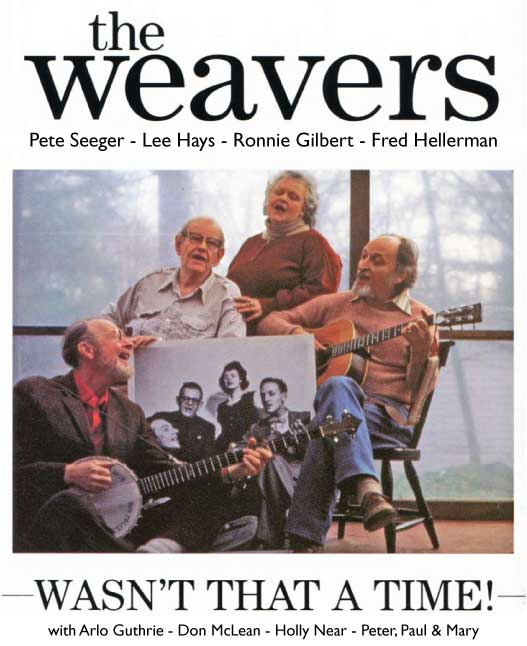 Weavers Wasn't-that-a-time