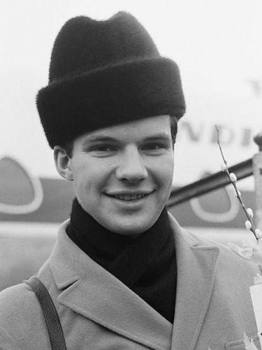 Bobby Vee in 1962 (Photo from his Wikipedia page)