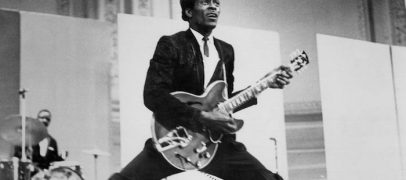 Chuck Berry at 90 Releasing 1st Album in 38 Years