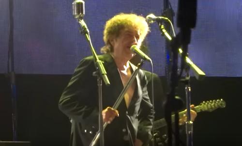 Bob Dylan at Desert Trip, weekend 2