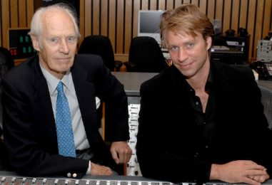 Producer Giles Martin on His Beatles Projects, Father George