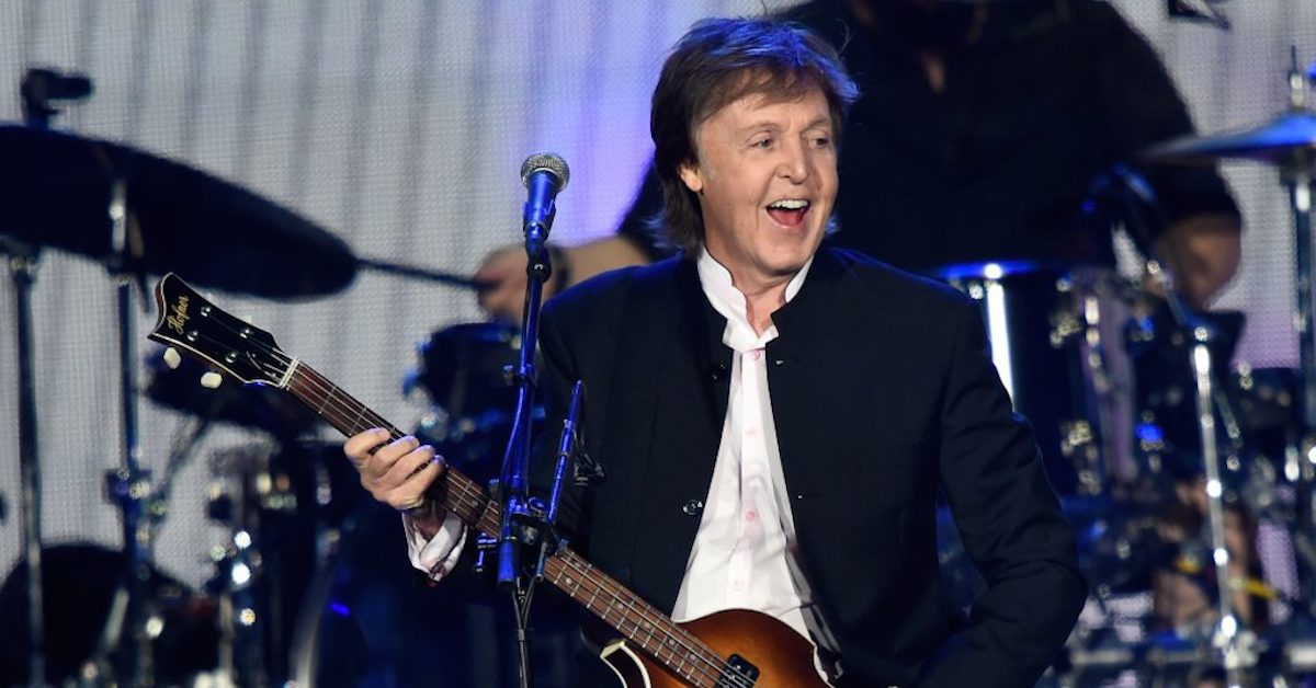 Paul McCartney Adds To 2017 One On Dates