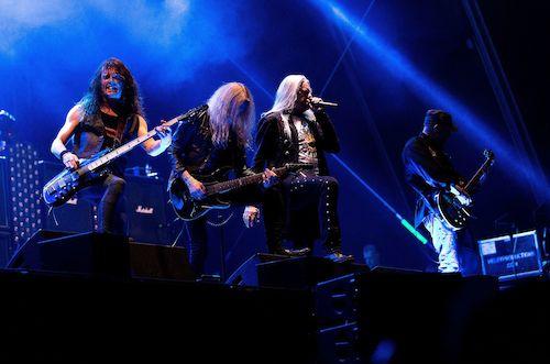 Ufo And Saxon Announce 2017 U S Tour Best Classic Bands