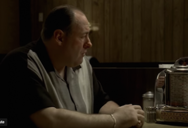 Journey and the Final Scene of The Sopranos