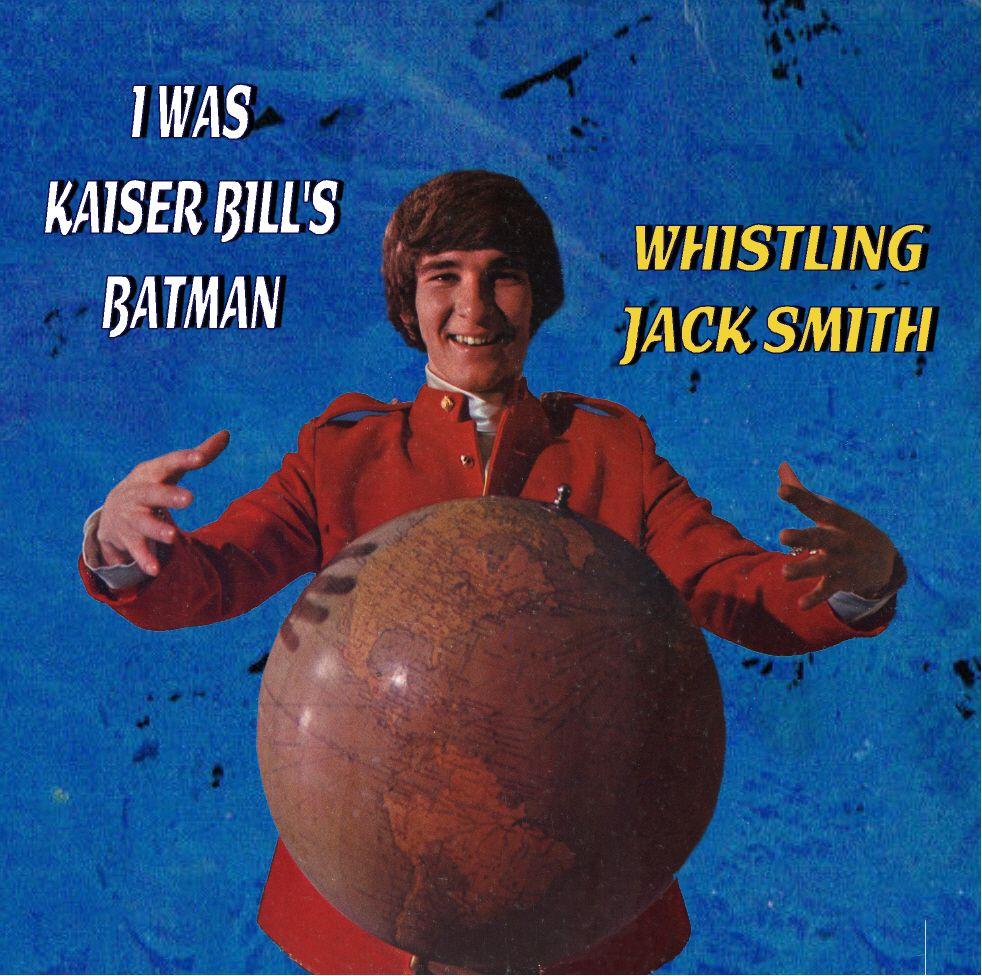 Sorry ladies... this fellow isn't actually Whistling Jack Smith!
