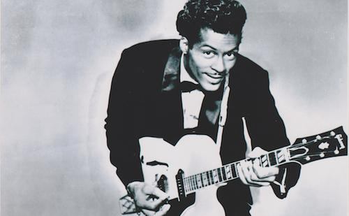 March 31 1958 Chuck Berry Johnny B Goode Out Best Classic Bands