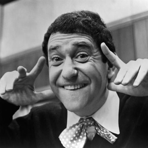 Soupy Sales demonstrates TheMmouse