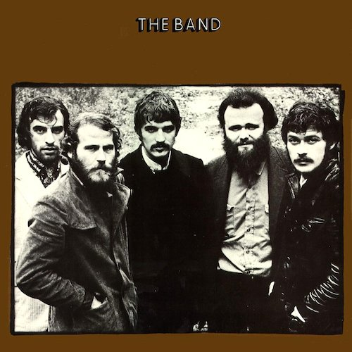 The Band's self-titled second album, from 1969