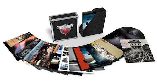 Bon Jovi's 17-LP vinyl boxed swt