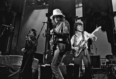 The Last Waltz at 40—An Audience Member Revisits