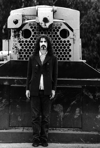 Frank Zappa in 1968