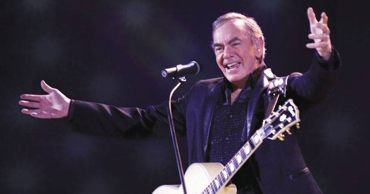 Neil Diamond Sets 50 Year Anniversary Tour Best Classic