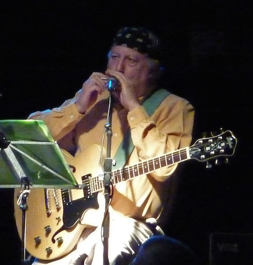 Peter Green in 2009 (Photo from his Wikipedia page)