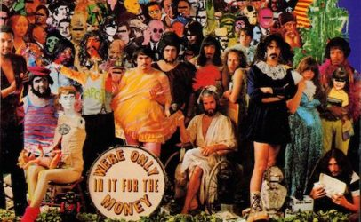When Zappa Was 'Only In It for the Money'