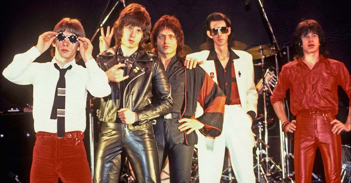 2018 Purple Cars >> The Cars 'Just What I Needed' at Live Aid   Best Classic Bands