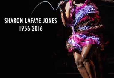 Sharon Jones, Late-Blooming Soul Star, Dead at 60