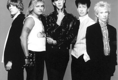 The Cars' 'Drive' to the Rock Hall