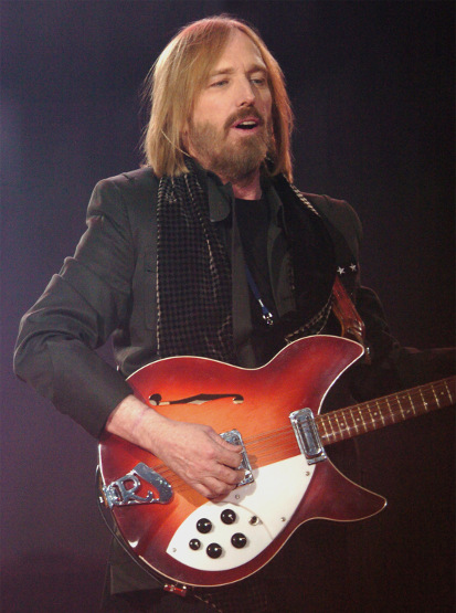Photo of Tom Petty by Neal Preston via the Recording Academy
