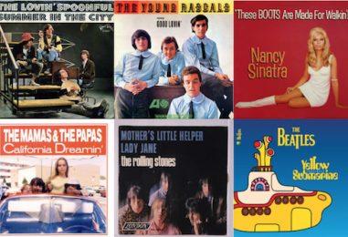 51 Years Ago: Top Radio Hits 1966