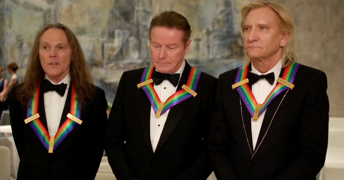 watch eagles at 2016 kennedy center honors best classic bands. Black Bedroom Furniture Sets. Home Design Ideas