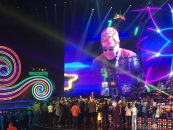 Now 70, Elton John Rocks His Hits in Vegas