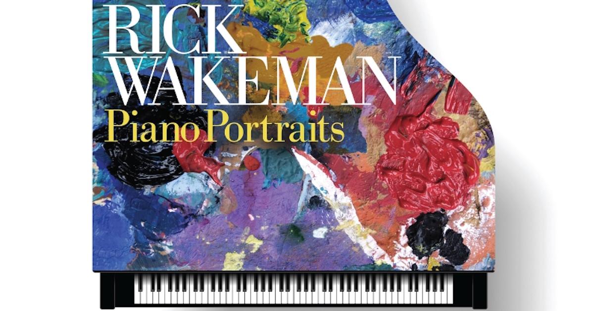 Resultado de imagen de 'Piano Portraits' wakeman