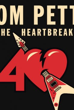 Tom Petty & Heartbreakers Open Tour With Rarity