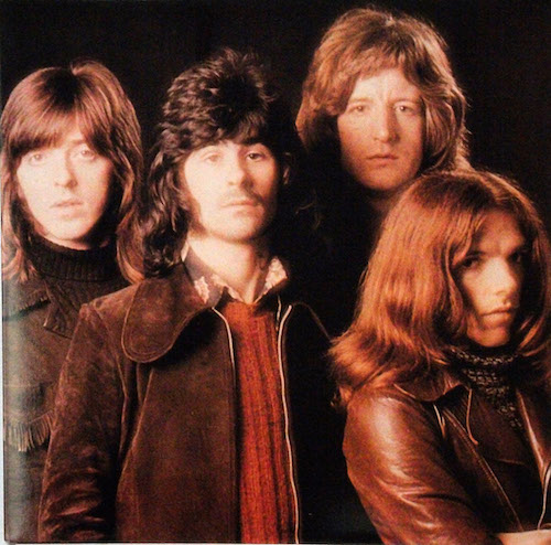 Front cover of Badfinger's 1971 Straight Up album