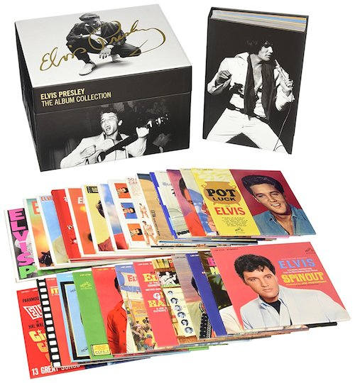 The Elvis Presley RCA Albums Collection
