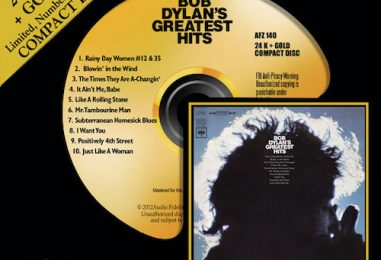 Win Audio Fidelity CDs From Dylan, Cocker, Rush + More