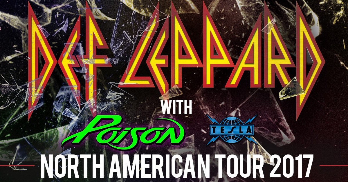 Poison Tesla Def Leppard Tour 2020 Def Leppard Coming to AXS TV; On Tour With Poison, Tesla | Best
