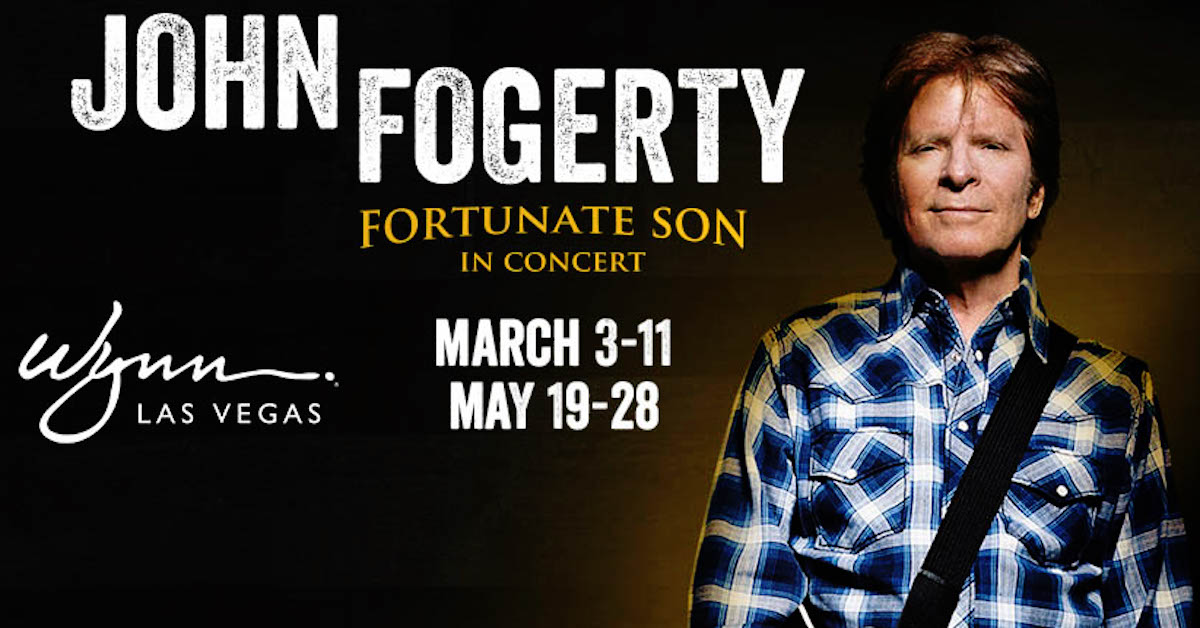 john fogerty adds european tour dates best classic bands. Black Bedroom Furniture Sets. Home Design Ideas