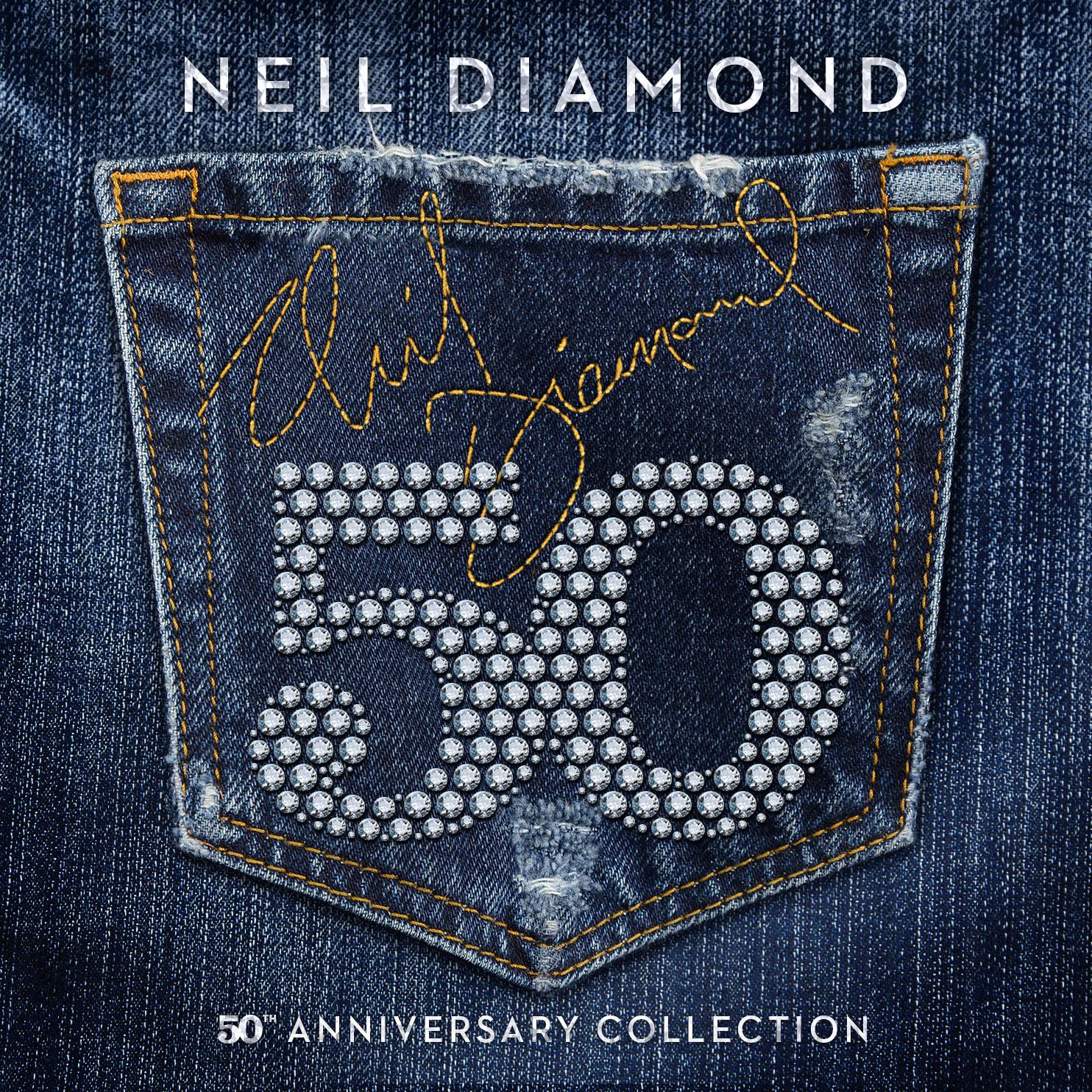 Neil Diamond - 50th Anniversary Collection