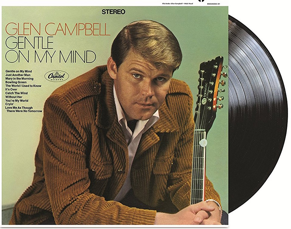 Glen Campbell Classic Albums Coming To Vinyl Best