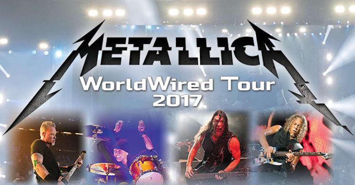 Metallica - Worldwired Tour 2020  June 9 Metallica WorldWired Tour New Dates Added | Best Classic Bands