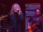 Premiere: Robert Plant Performs 'Whole Lotta Love' on AXS TV Concert