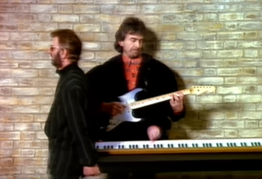 George Harrison Remembered With Brief Video