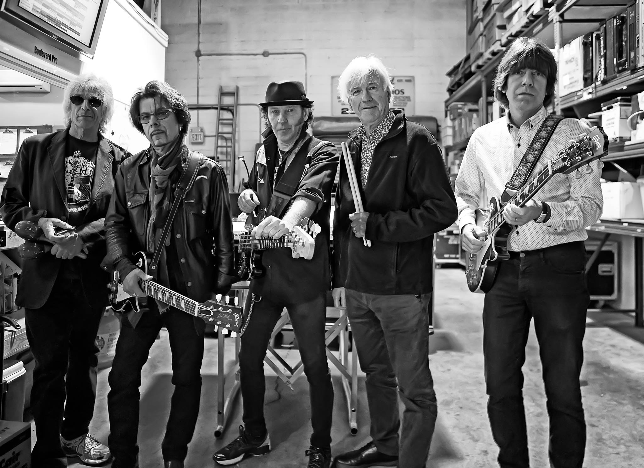 Yardbirds to Begin Spring Tour | Best Classic Bands