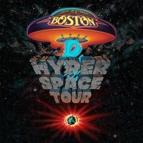 Boston Hyper Space Tour April