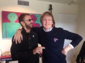 Ringo Recording New Album; McCartney Guests