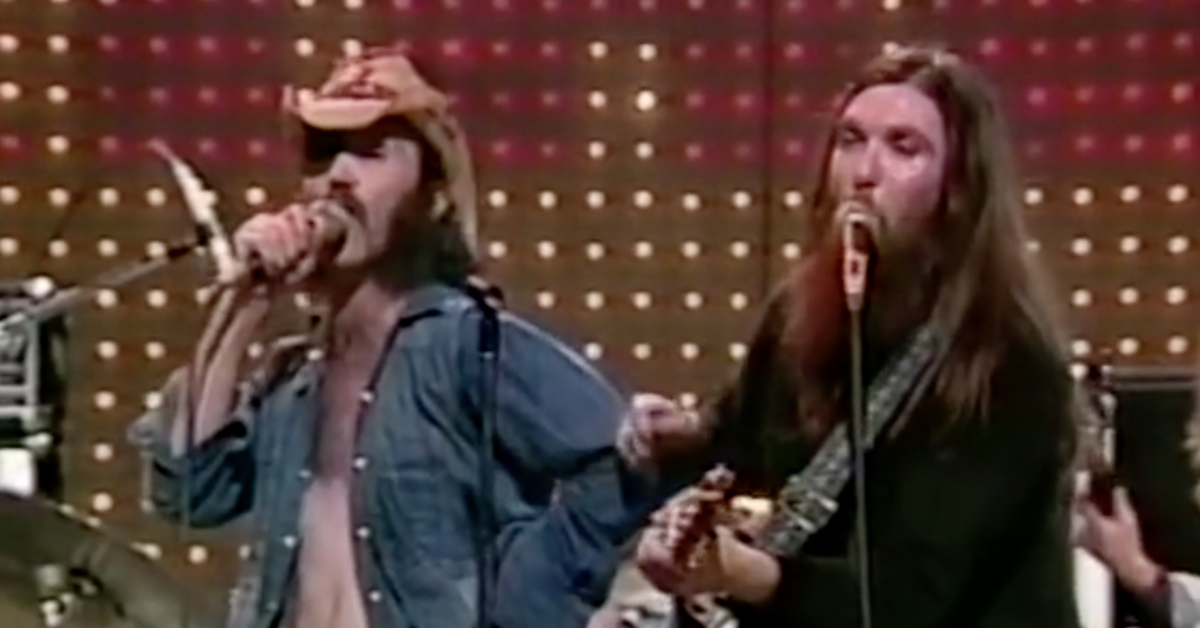 Dr  Hook 'Cover of the Rolling Stone' | Best Classic Bands