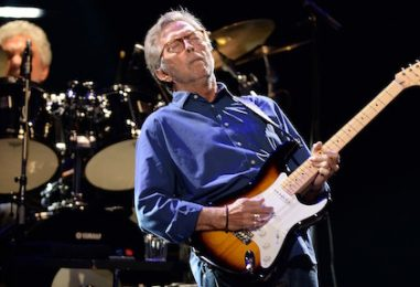 Eric Clapton Celebrates 50 Years, At MSG
