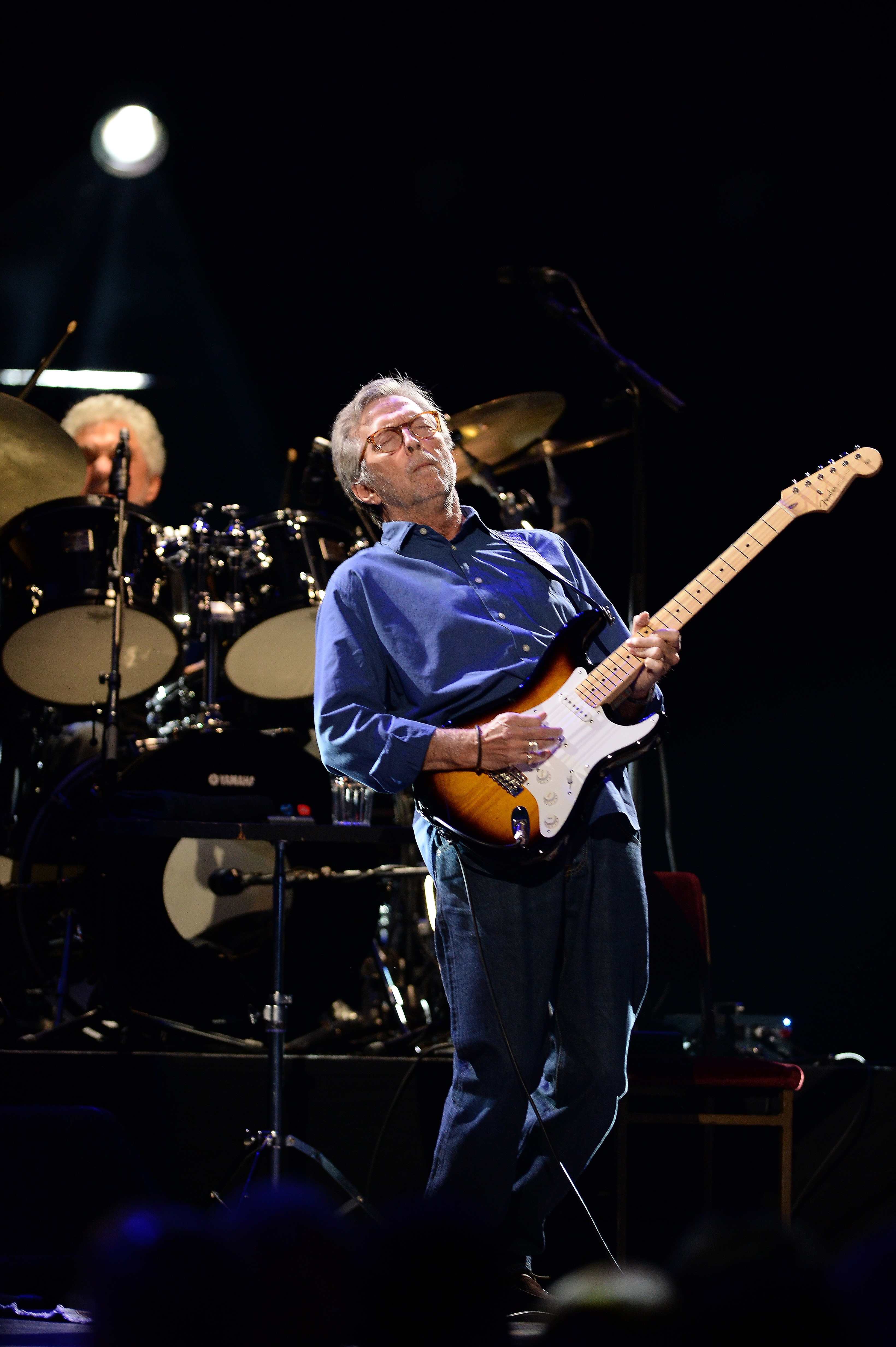 Eric Clapton Celebrates 50 Years March 2017 Msg Best Classic Bands