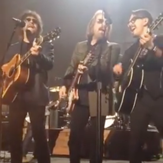 George Harrison S Son Dhani To Induct Elo In Rock Hall