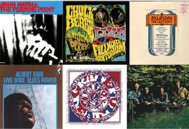 10 More Great 'Live at the Fillmore' Albums