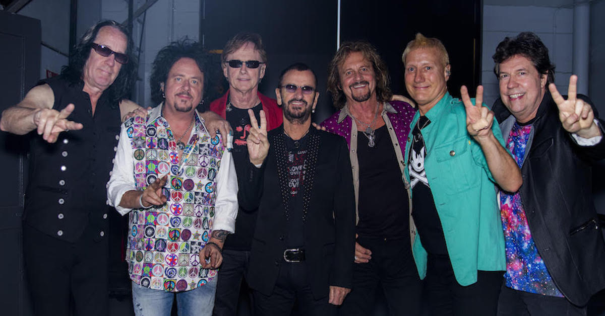 Ringo Starr to Begin Fall Dates With All-Starr Band | Best ...
